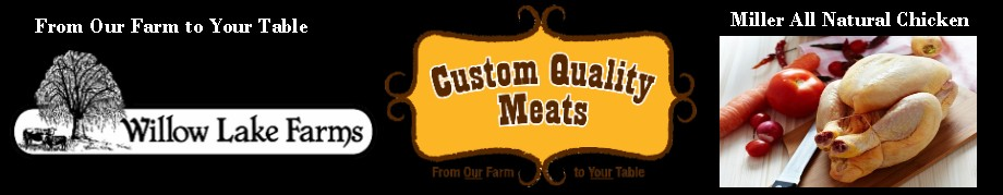 Chicken from Custom Quality Meats